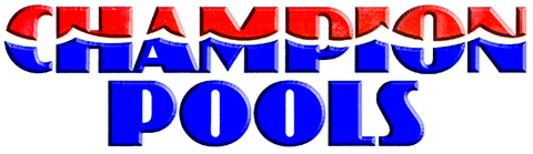 CHAMPION POOLS LOGO